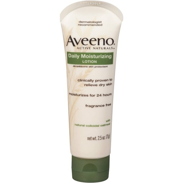 Aveeno Daily Moisturizing Lotion (2.5 oz/ 71g)