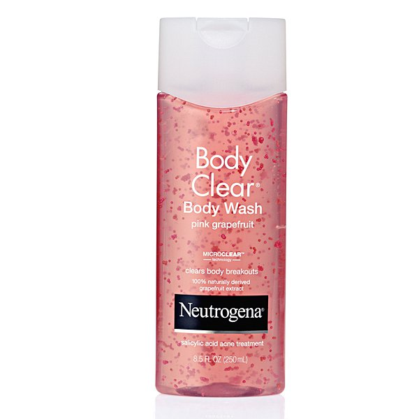 Neutrogena Body Clear Body Wash Pink Grapefruit 8.5 oz (250 ml)