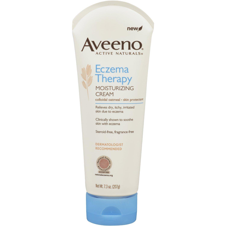 Aveeno Baby Eczema Cream 7.3 oz  (207g)