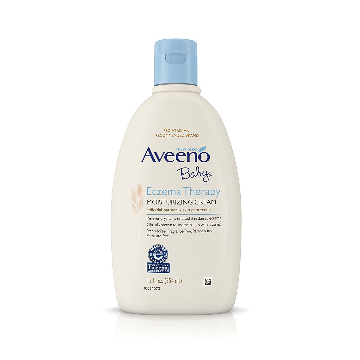 Aveeno Baby Eczema Cream 12 oz  (354ml)