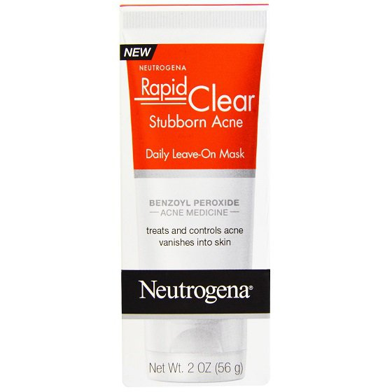 Neutrogena Rapid Clear Stubborn Acne Daily Leave-On Mask (2 oz/ 56g)