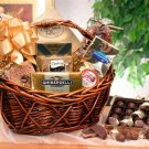 Chocolate Gourmet Gift Basket - CH061 (Shipping Alert Read Description)