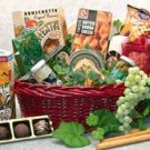 Fancy Foods Gift Basket - GT012