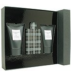 BURBERRY BRIT gift set for Men by Burberry - 564