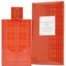 BURBERRY BRIT RED perfume SPRAY 3.4 OZ by Burberry - 697