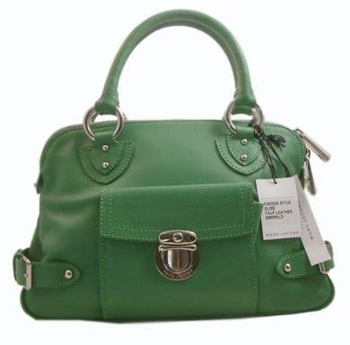 Marc Jacobs Handbag Elise Emerald
