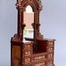 Burl Timber Dressing Table 46013