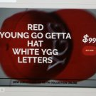 Young Go Getta hat snapbacks & fitted cap/hat