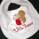 Little Peanut Baby Bib