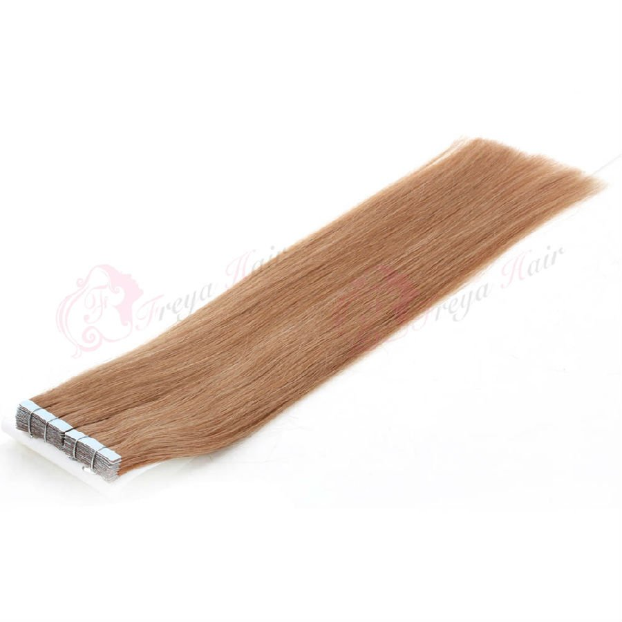 Pu Skin Human Hair Extension