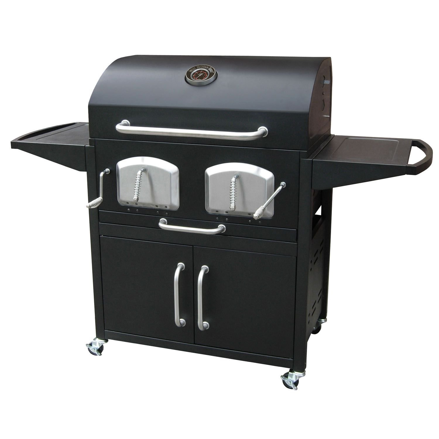 Smoky Mountain Series BRAVO Premium Charcoal Grill