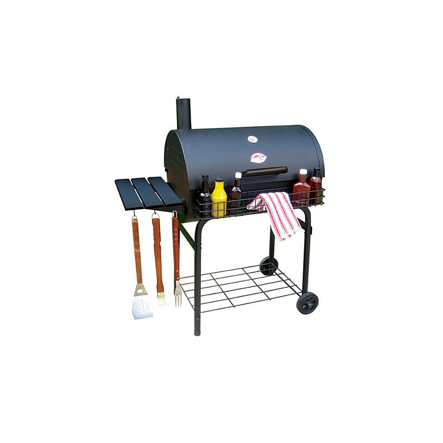 CharGriller Pro Deluxe Grill