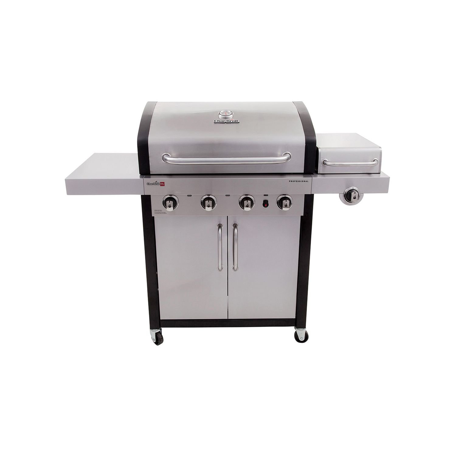 Char-Broil 4-Burner Professional Series Tru-Infrared Gas Grill