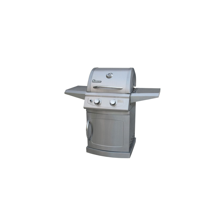 Landmann Falcon Series LP Gas Grill 2 Burner Stainless Steel