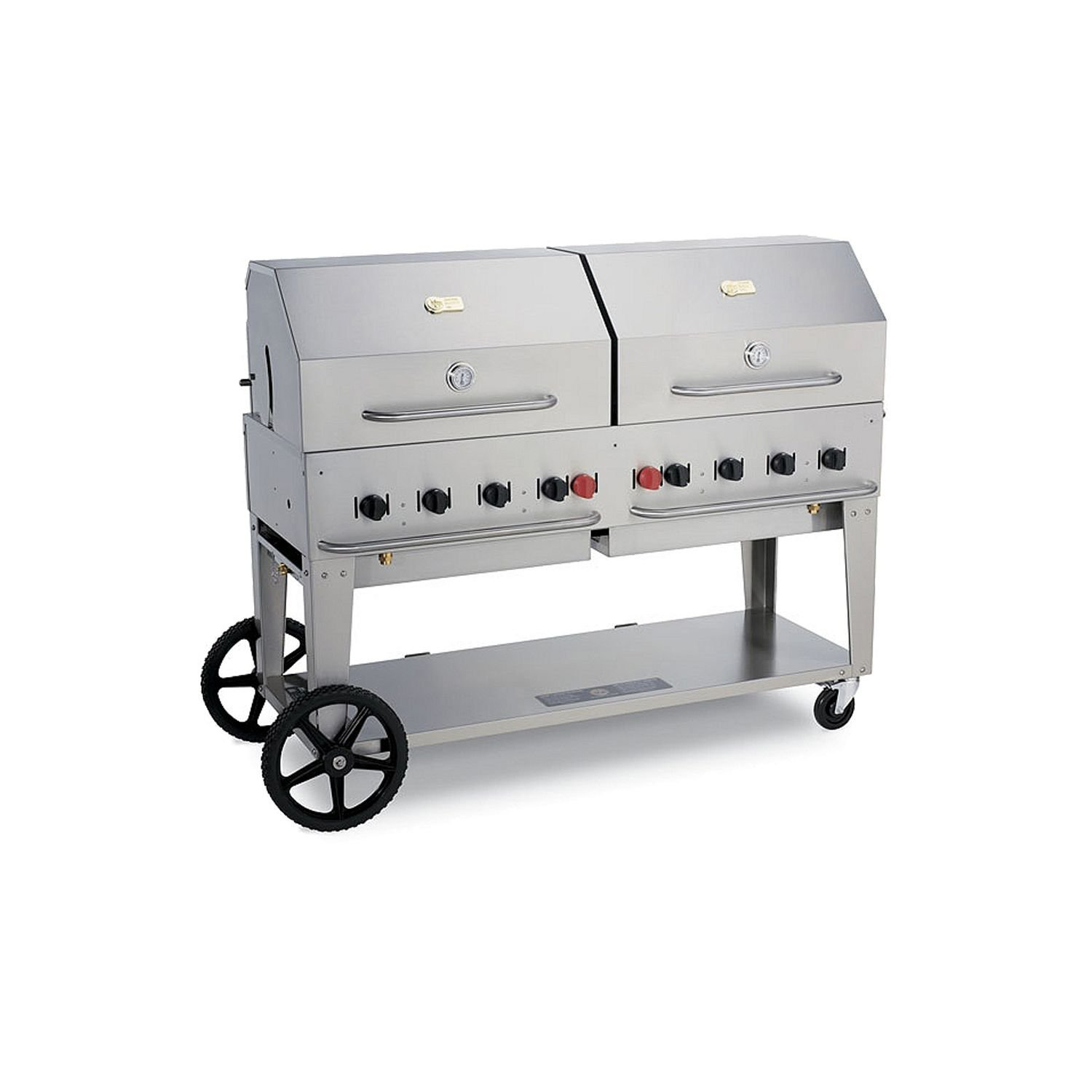 "Elite Package 60"" Stainless Steel Natural Gas Grill"