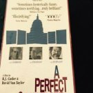 NEW A Perfect Candidate  VHS tape American DOCUMENTARY film 1994