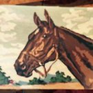 Vintage Horse  Paint By Numbers Painting  Unframed  16 X 12 Shabby Chic