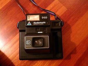 VTG Kodomatic Instant Camera 940 Made in the U.S.A.