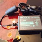 OEM SONY PEGA-AC10 AC POWER ADAPTER DC 5.2 V  2000 mA TESTED!!