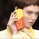 NIB Authentic MOSCHINO French Fries Chips Case for Iphone 5/5S/5C SOLD OUT