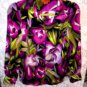 EUC MISSONI for Target Blouse Graphic Design SZ S Floral Pattern Career Sold Out