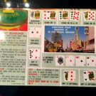 Greetings from LAS VEGAS NV Fremont Street Casinos Day Vintage Nevada Postcard