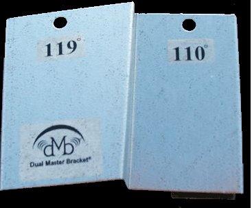"110/119 Brackets - (18"" - 24"")"