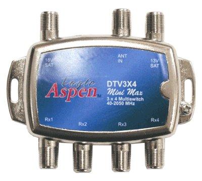 Eagle Aspen 3x4 Multi Switch