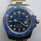 Luxury mens watch stainless steel
