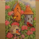 GARDEN FLAG 28x40  - House Call - TOLAND