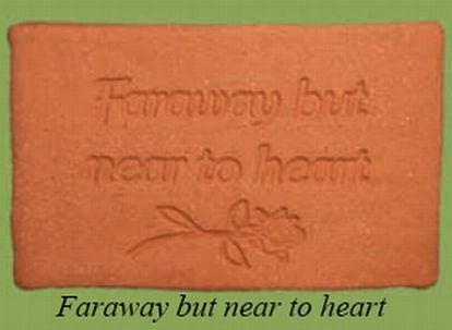 'FARAWAY BUT NEAR TO HEART' Everlasting PET MEMORIAL