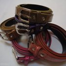 Reptile Print Design Belts by Teknowear