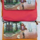 Hobo/Shoulder/Messenger/CrossBody Handbag with an Spring Feel Image by Teknowear