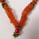 Pavitra Agayaras-Garland-Multicolored-Decorative-for-Prayers-Gods-by-Teknowear