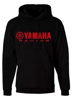 Yamaha Racing New Pullover Motorcycle R1 Hoodie Sweatshirt Dope Young Reckless