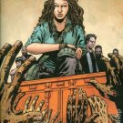 The Walking Dead #127 (First Appearance:Outcast)
