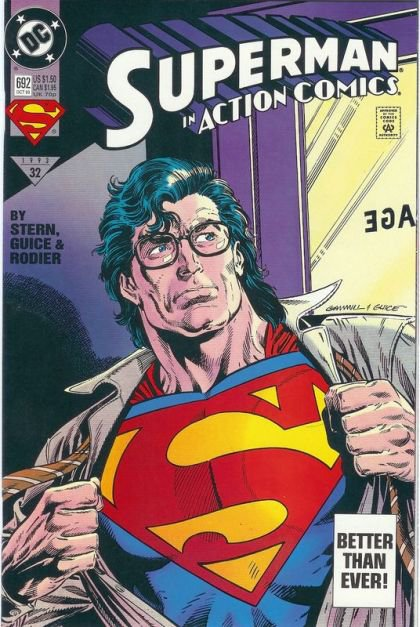 Action Comics, Vol. 1 #692