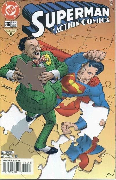 Action Comics, Vol. 1 #746