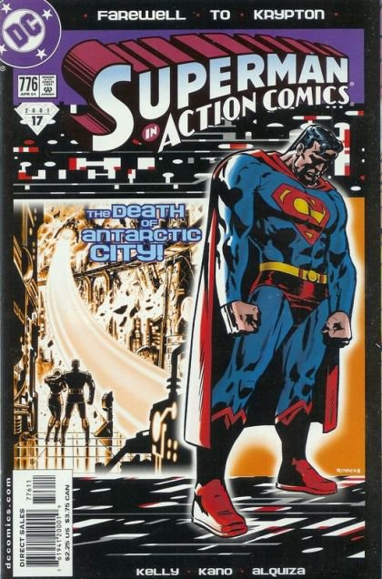 Action Comics, Vol. 1 #776