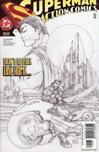 Action Comics, Vol. 1 #812 B