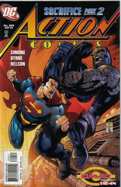 Action Comics, Vol. 1 #829 A