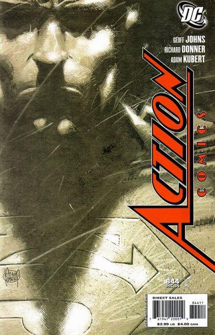 Action Comics, Vol. 1 #844 A