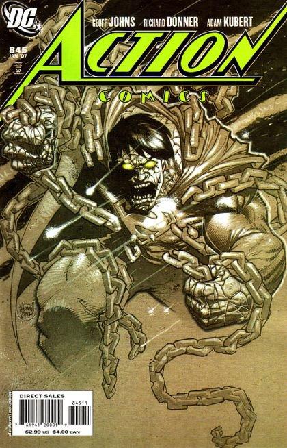 Action Comics, Vol. 1 #845 A