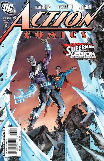 Action Comics, Vol. 1 #860 B