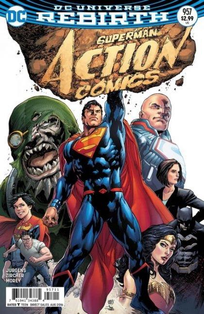 Action Comics, Vol. 3 #957 A