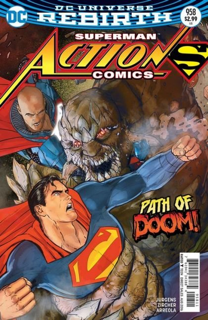 Action Comics, Vol. 3 #958 A