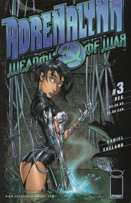 Adrenalynn: Weapon of War #3