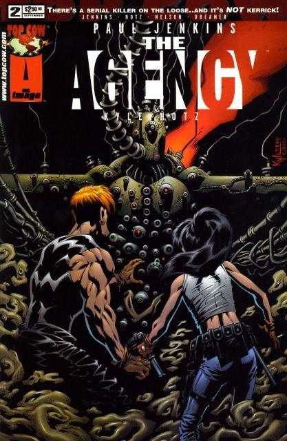 The Agency #2