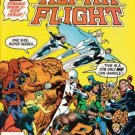 Alpha Flight, Vol. 1 #1 (First Appearance: Puck, Marrina)