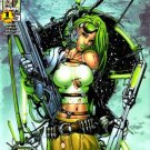 Aphrodite IX #1 Benitez Variant Cover)